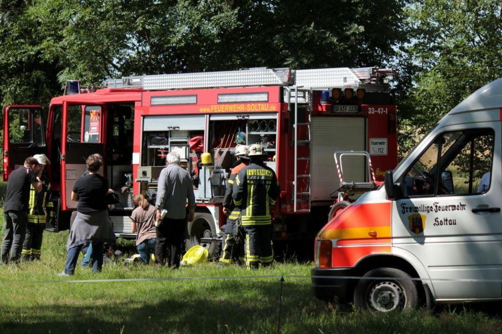 ... Partnersuche · Blasorchester der Feuerwehr Bispingen sucht zweiten
